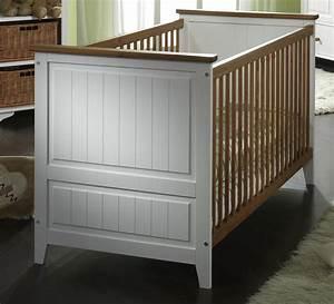 Babybett Kiefer Massiv Weiß : sam babybett in wei kiefer massiv 70 x 140 cm julia ~ Bigdaddyawards.com Haus und Dekorationen