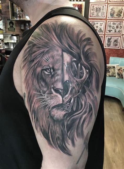 lion tattoos ideas meaning  symbolism  lion tattoo