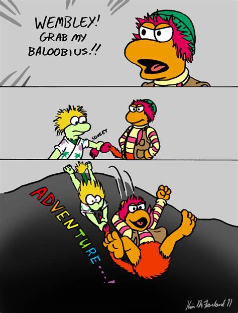 Fraggle Rock Meme - slackbot draws stuff page 13 muppet central forum