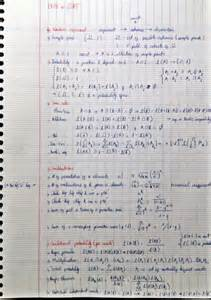 Statistics and Probability Cheat Sheet