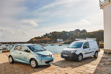 Number One Electric Car by Renault Remains Europe S Number One Electric Car