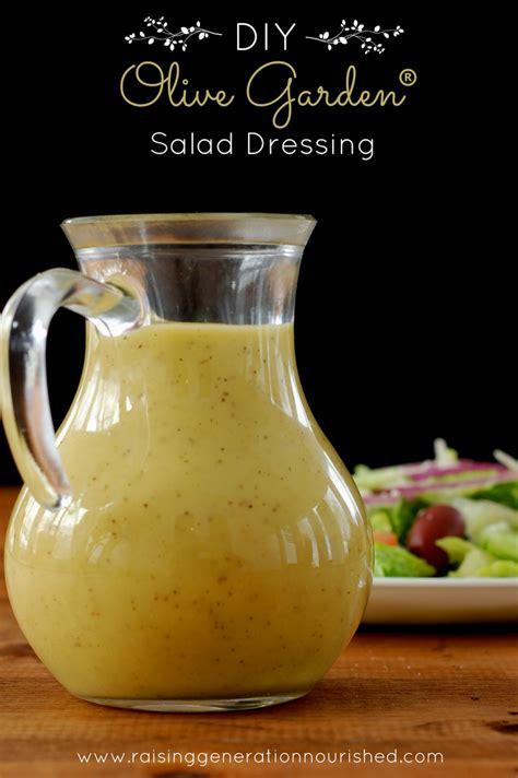 olive garden salad dressing recipe diy olive garden salad dressing raising