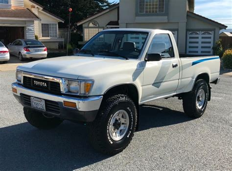 Toyota 4x4 For Sale by 1989 Toyota 4x4 5 Speed For Sale On Bat Auctions