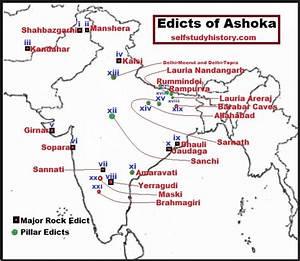 Edicts of Ashoka – HISTORY AND GENERAL STUDIES