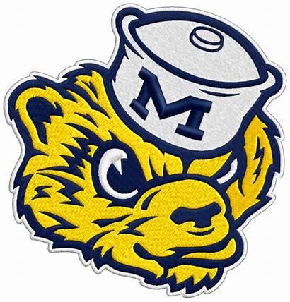 Michigan Wolverine Wolverines Clipart Logos University Clip