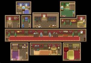 Mansion interior 2nd floor by champgaming on deviantart for Floor game maker