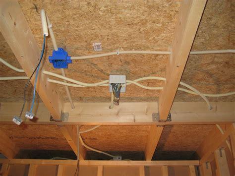 rat dans le plafond encastrer des spots dans le plafond pour les makers