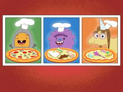 free kindergarten education 415 | building numbers pizza party thumbnail