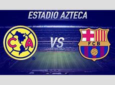 AMERICA VS BARCELONA 2015 YouTube