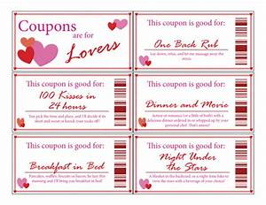 love coupon bookprintabledigitalstocking With sex coupon template