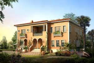 simple italian style house plans ideas photo جدران خارجية للفلل الصغيرة المرسال