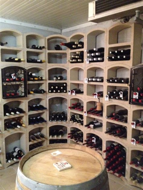 étagère à vin priv 233 divers bloc cellier wit blanc picla