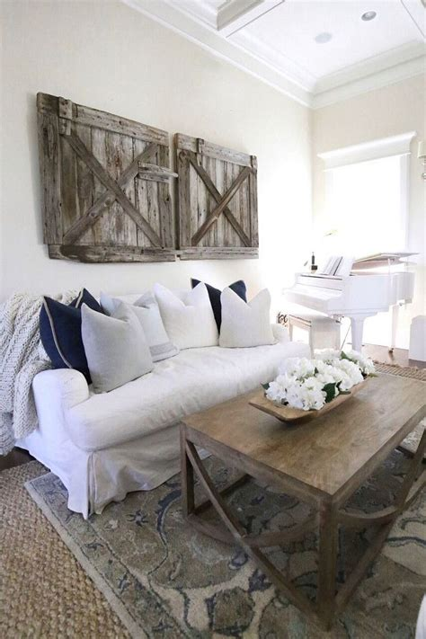 neutral farmhouse paint color restoration hardware linen