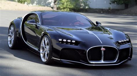 Add the final ingredient to your recipe of style and success by choosing from ej menswear's selection of unbelievably comfortable trainers and luxurious bugatti shoes. Three wild concept cars from Bugatti