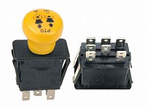 Cub Cadet  Mtd Pto Switch 725