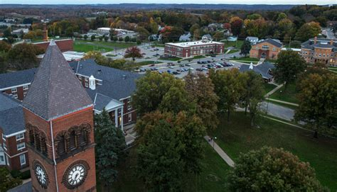 "SRU ranked among ""Best Colleges in the North"" by U.S. News ..."