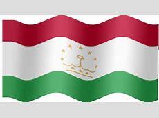 Animated Tajikistan flag Country flag of abFlagscom