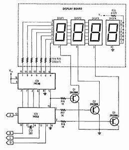 digital tachometer counter circuit diagram world With tachometer circuit