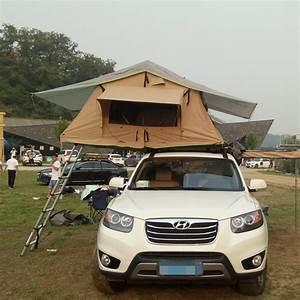 Tente De Toit Voiture : 4x4 hors route toit remorque tente camping tente sur le toit de voiture avec auvent photo sur fr ~ Medecine-chirurgie-esthetiques.com Avis de Voitures