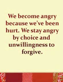 Anger and Forgiveness Quotes