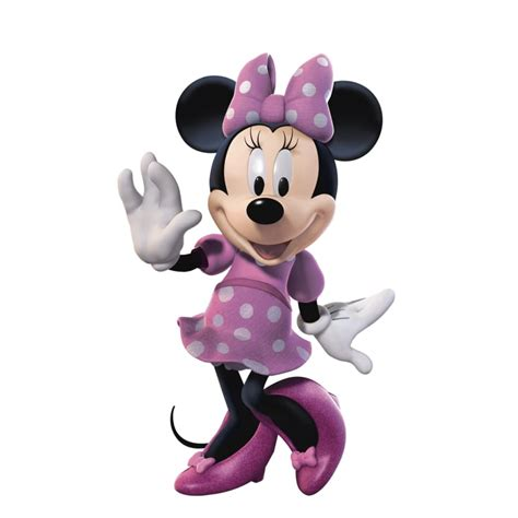 minnie mouse giant officially licensed disney removable