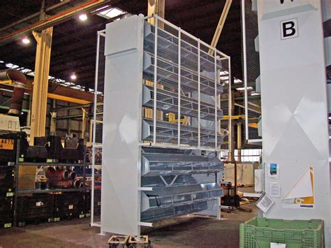 shelving automated vertical carousel remco equipment