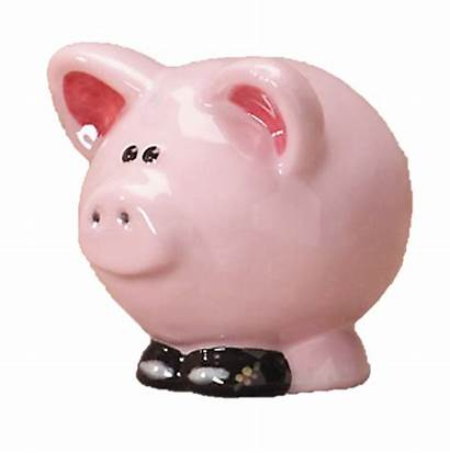 Pig Collectible Ceramic Pottery Painting Paint Collectibles