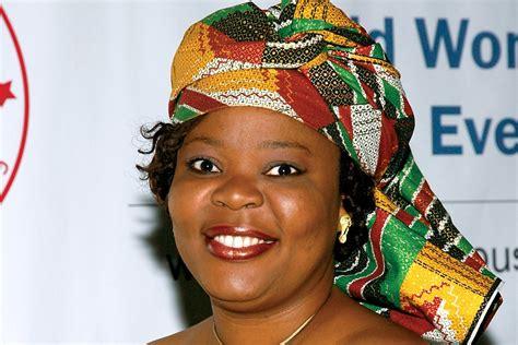liberian nobel peace prize winner leymah gbowee  speak