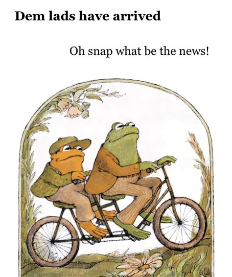 Frog And Toad Meme - frog and toad dat boi know your meme