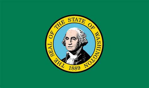 washington state colors fil washington state flag png