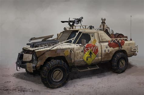 truck car concept cars and trucks concept vehicles by darren bartley