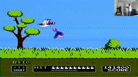 Duck Hunt Nintendo Entertainment System(nes)