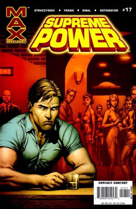 supreme power supreme power 17 true faces issue