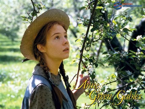 Spring According To Anne Of 'green Gables