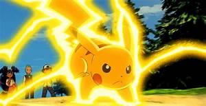 Pikachu Volt Tackle Gif