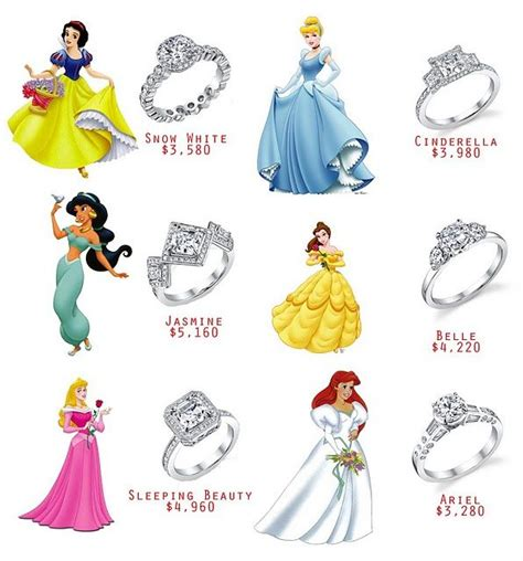 disney wedding rings sleeping beauty is my favorite and