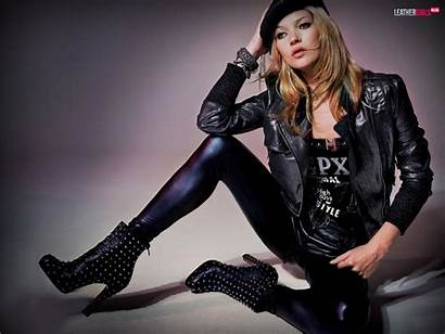 Leather Boots Wallpapers Wallpoper