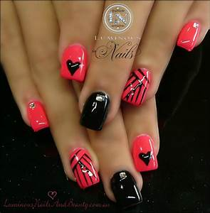Nails,+Gel+Nails,+Sculptured+Acrylic+with+Mani+Q+Black+101 ...