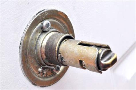 schlage door hardware removal how to install a door knob and deadbolt one project