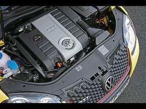2008 Volkswagen Golf Gti Pirelli - Engine