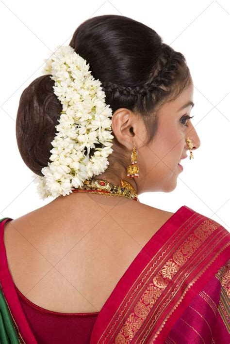 images  indian  bun hair styles  pinterest
