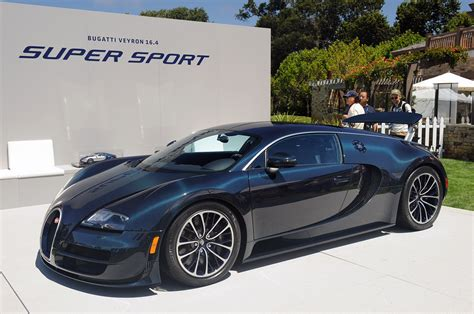 Bugatti Veyron 16.4 Super Sport Photo