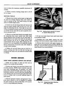 1956 Pontiac Shop Manual