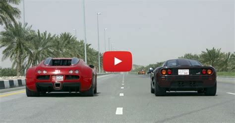 Bugatti Veyron Vs Mclaren F1 ! Clash Of The Titans