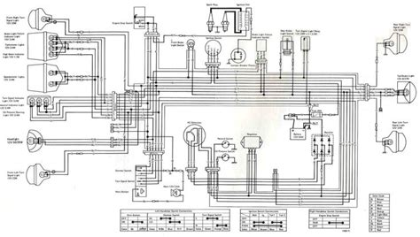 Wire Diagram 1975 Kz400 kawasaki mule 610 wiring diagram kz400 1975 electrical