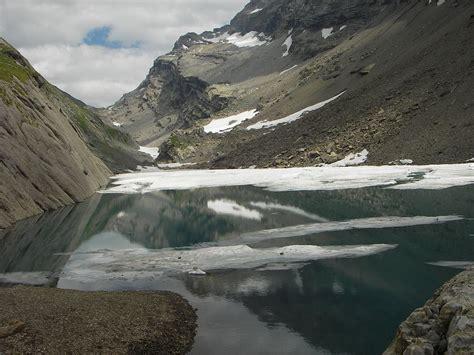 lac des chambres les lacs des alpes
