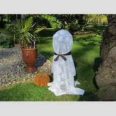 Hometalk  Fun, Fast And Easy Solar Halloween Ghost