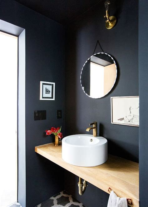 10 bathroom paint colors interior designers swear by in 2019 bathrooms powder rooms small