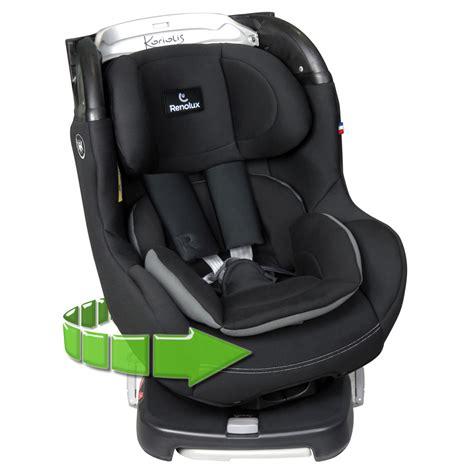 allobebe siege auto siège auto koriolis de renolux au meilleur prix sur allobébé