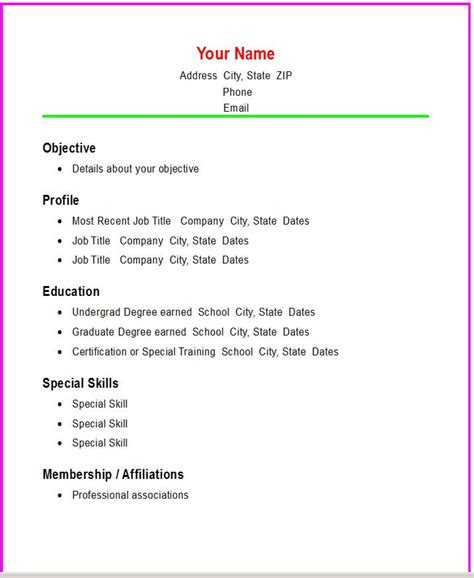 Resume Exles For Students Pdf by Letter Writing Template 50 Proper Letter Formats Letter